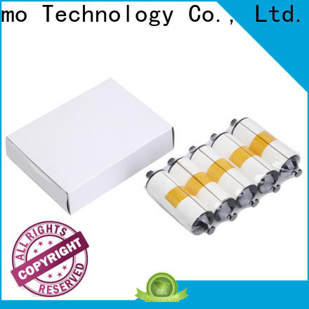 durable zebra printer cleaning cards Aluminum foil packing factory for ID card printers