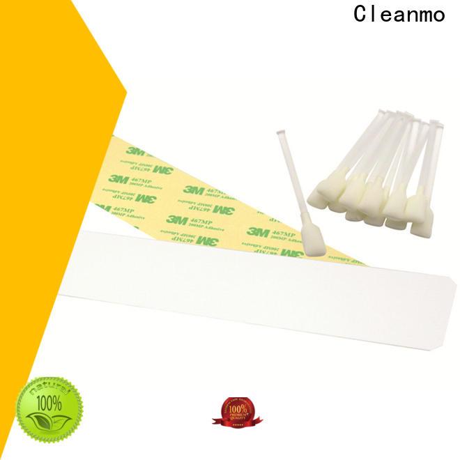 safe zebra cleaning card blending spunlace wholesale for Zebra P120i printer