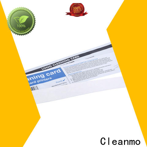 Cleanmo strong adhesivess printer cleaner wholesale for the cleaning rollers