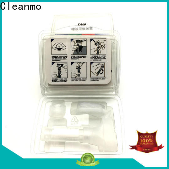Cleanmo saliva collection kit