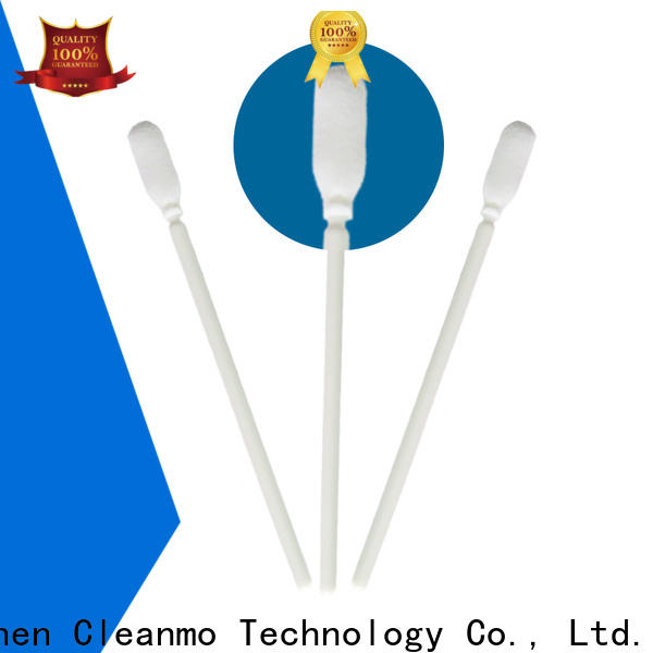 affordable medical mouth swabs green handle supplier for Micro-mechanical cleaning
