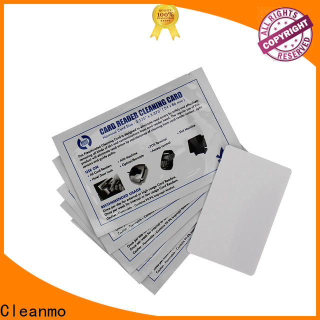 efficient datacard cleaning card high tack pressure sensitive adhesive factory for ImageCard Select