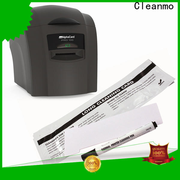 Cleanmo professional AlphaCard printer Cleaning Rollers supplier for AlphaCard PRO 100 Printer