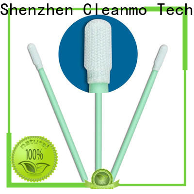 Cleanmo good quality cleaning swabs electronics supplier for printers