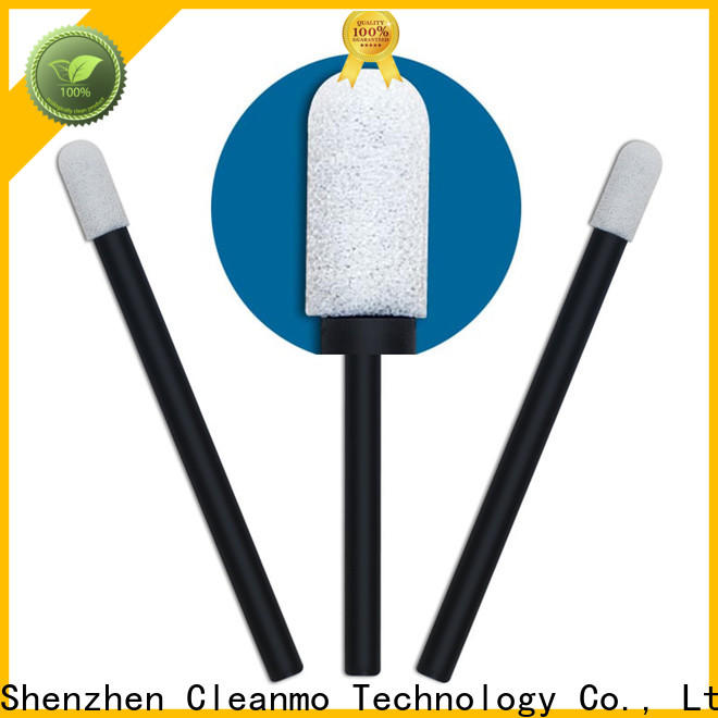 Cleanmo cost-effective large swabs factory price for excess materials cleaning