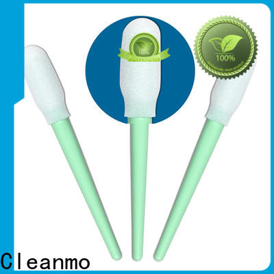Cleanmo thermal bouded cleaning swabs supplier for Micro-mechanical cleaning