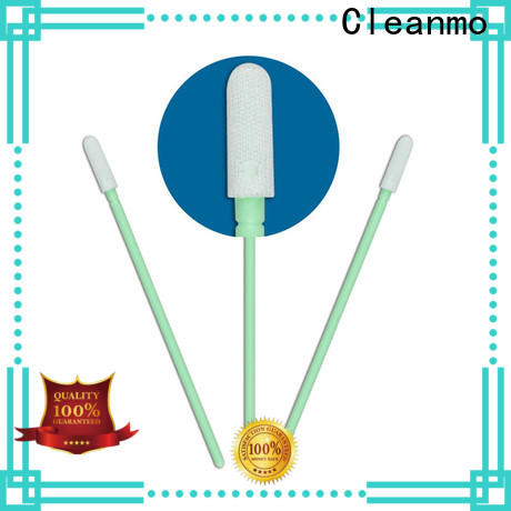 Cleanmo affordable camera sensor swabs manufacturer for Micro-mechanical cleaning