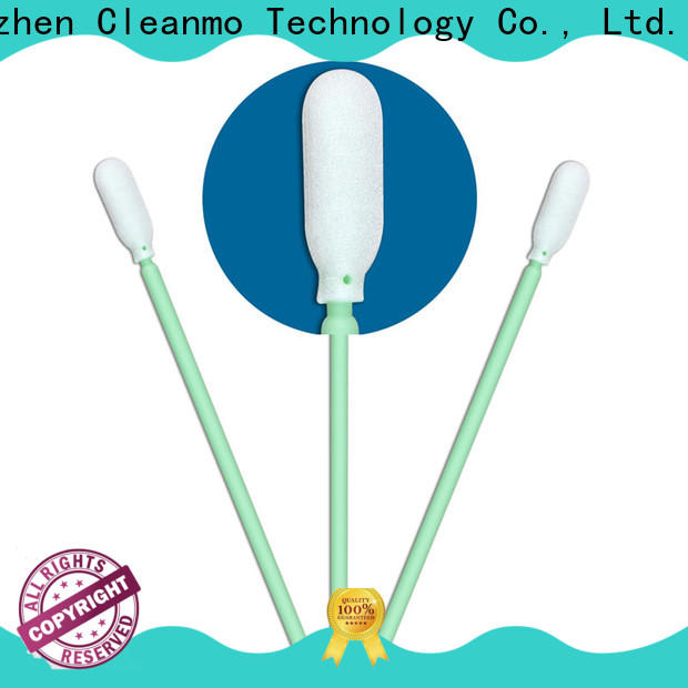 affordable swab microbiology thermal bouded manufacturer for Micro-mechanical cleaning