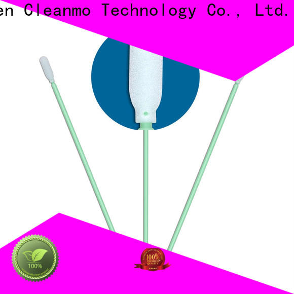 ESD-safe cleaning out your ears green handle wholesale for Micro-mechanical cleaning