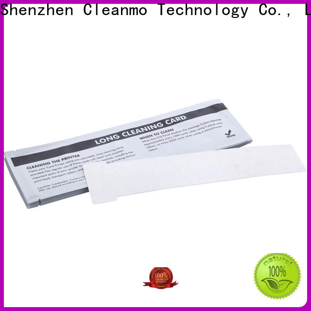 Cleanmo good quality magicard enduro cleaning kit manufacturer for prima printers