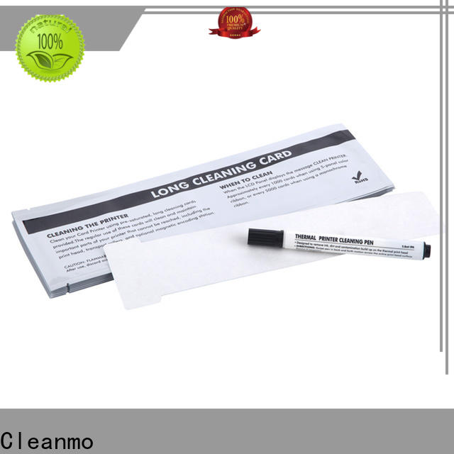Cleanmo pvc printer cleaning sheets supplier for the cleaning rollers