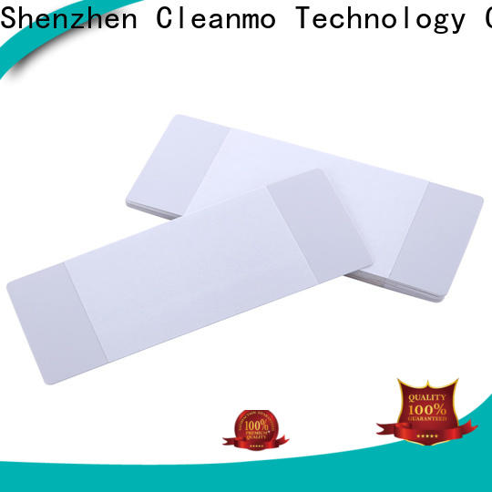 Cleanmo High and LowTack Double Coated Tape evolis cleaning kits manufacturer for Cleaning Printhead