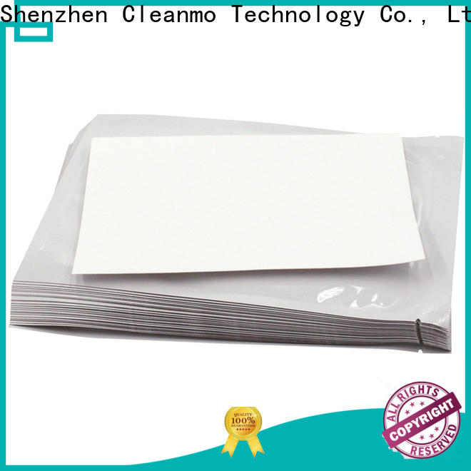 Cleanmo quick laser printer cleaning kit wholesale for ID card printers