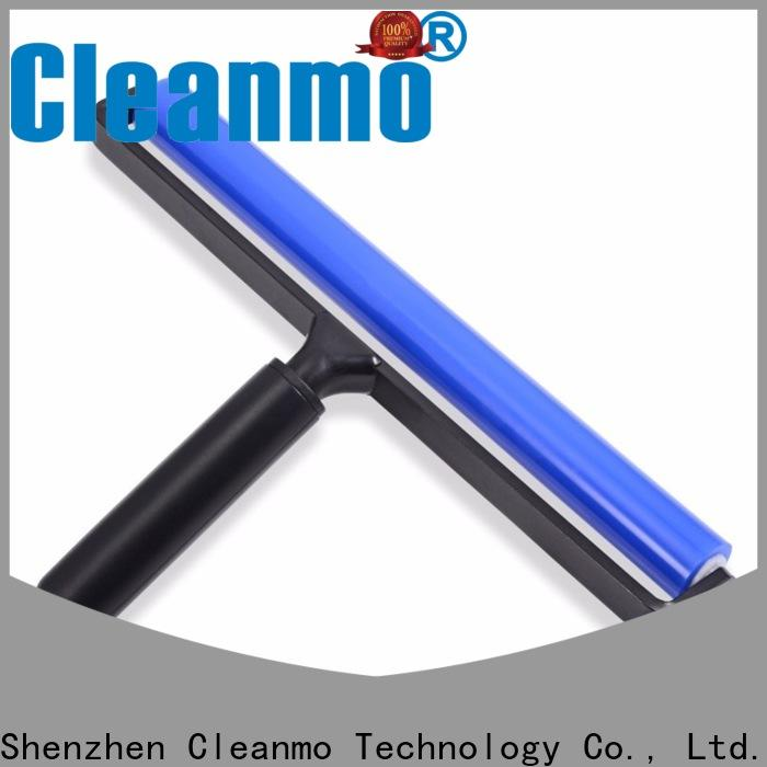 Cleanmo pivotal material washable lint roller supplier for LCD screen