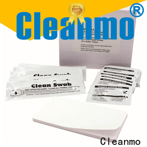 Cleanmo good quality inkjet printhead cleaning kit manufacturer for XID 580i printer