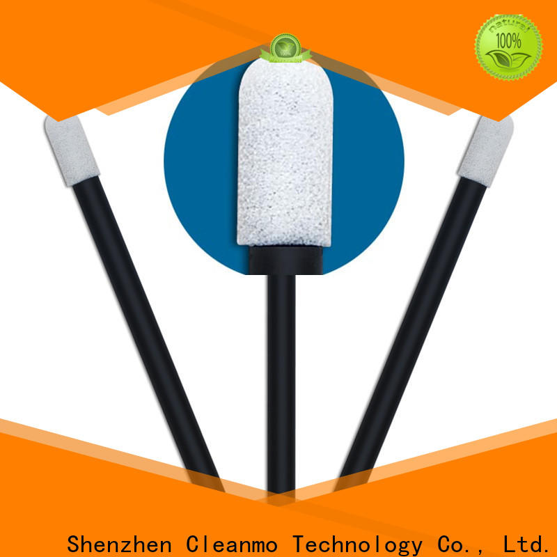 high quality coventry swabs green handle manufacturer for excess materials cleaning