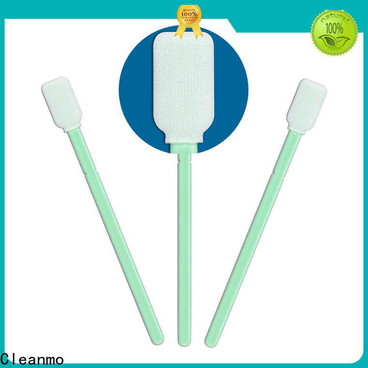 Cleanmo good quality dacron swabs wholesale for microscopes