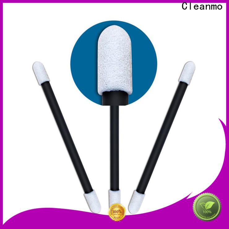 ESD-safe foam swabsticks precision tip head wholesale for Micro-mechanical cleaning