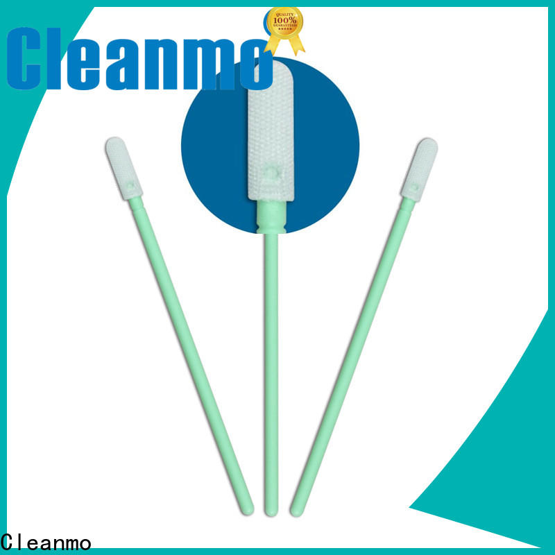 Cleanmo ESD-safe swab applicator wholesale for general purpose cleaning
