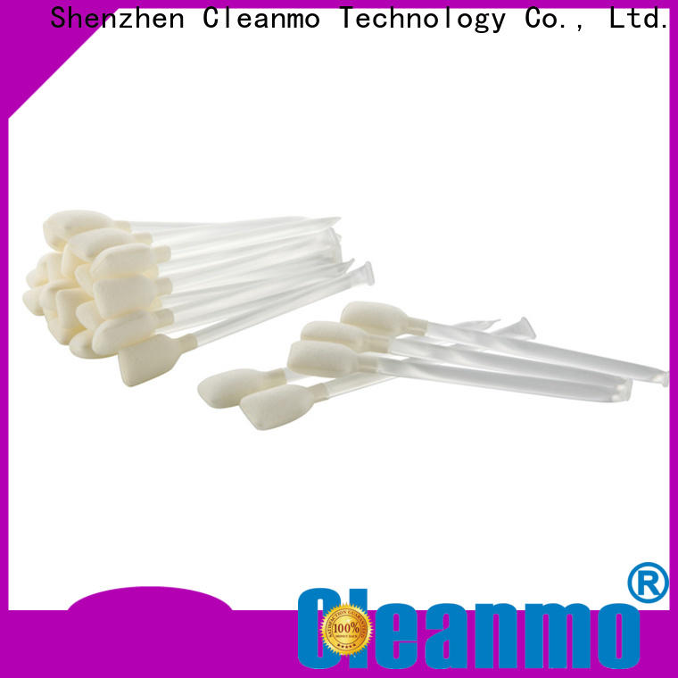 Cleanmo safe zebra printhead cleaning factory for cleaning dirt
