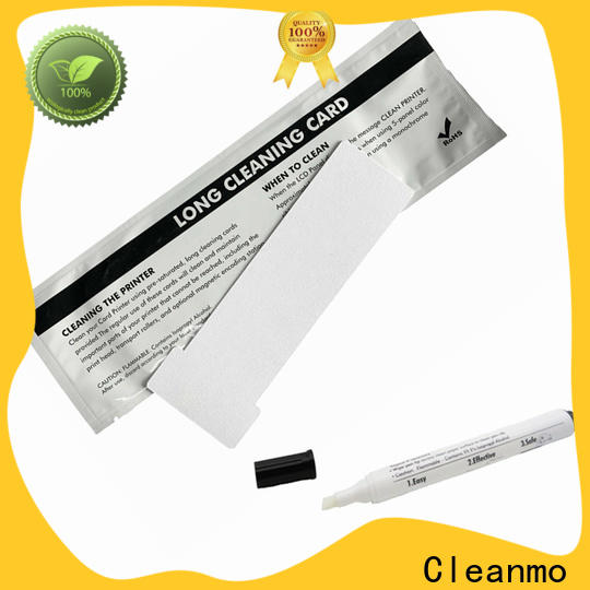 Cleanmo high quality thermal printer cleaning pen factory for the cleaning rollers