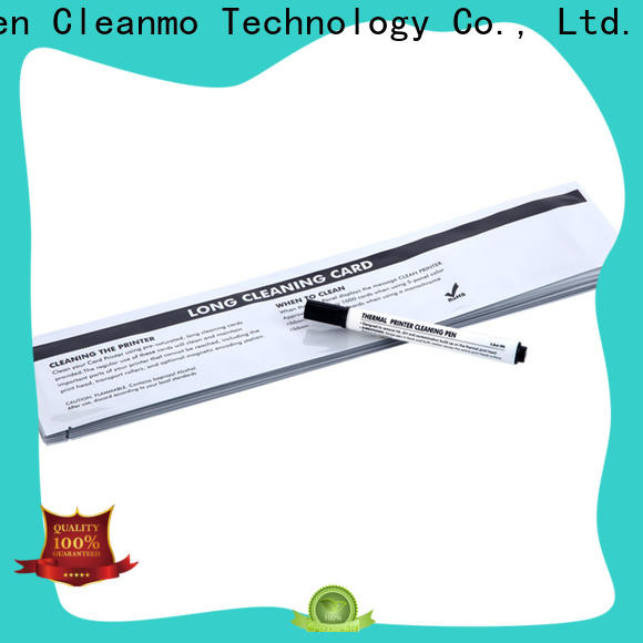 Cleanmo strong adhesivess inkjet printhead cleaner supplier