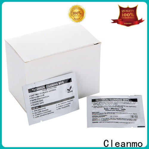 Cleanmo quick Evolis Cleaning Pens supplier for Cleaning Printhead