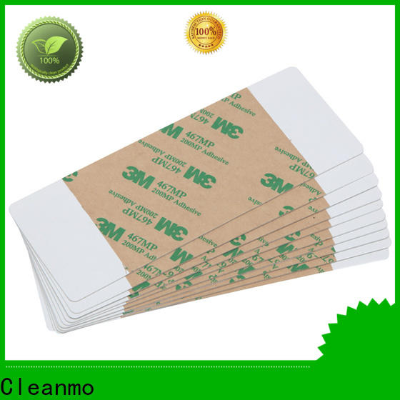 good quality printer cleaning solution high tack pressure sensitive adhesive factory for ImageCard Magna