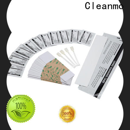 Cleanmo PP printer cleaning tools manufacturer for HDP5000