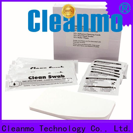 Cleanmo cost effective Matica DRY Cleaning Cards wholesale for XID 580i printer