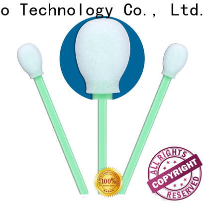 Cleanmo high quality cotton swab container factory price for general purpose cleaning