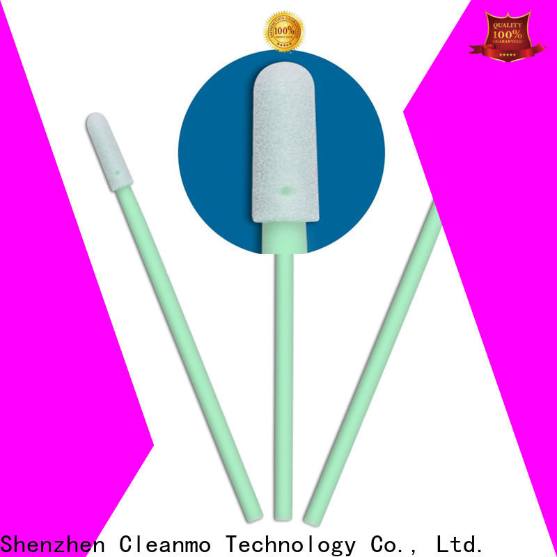 cost-effective smart swab green handle supplier for excess materials cleaning