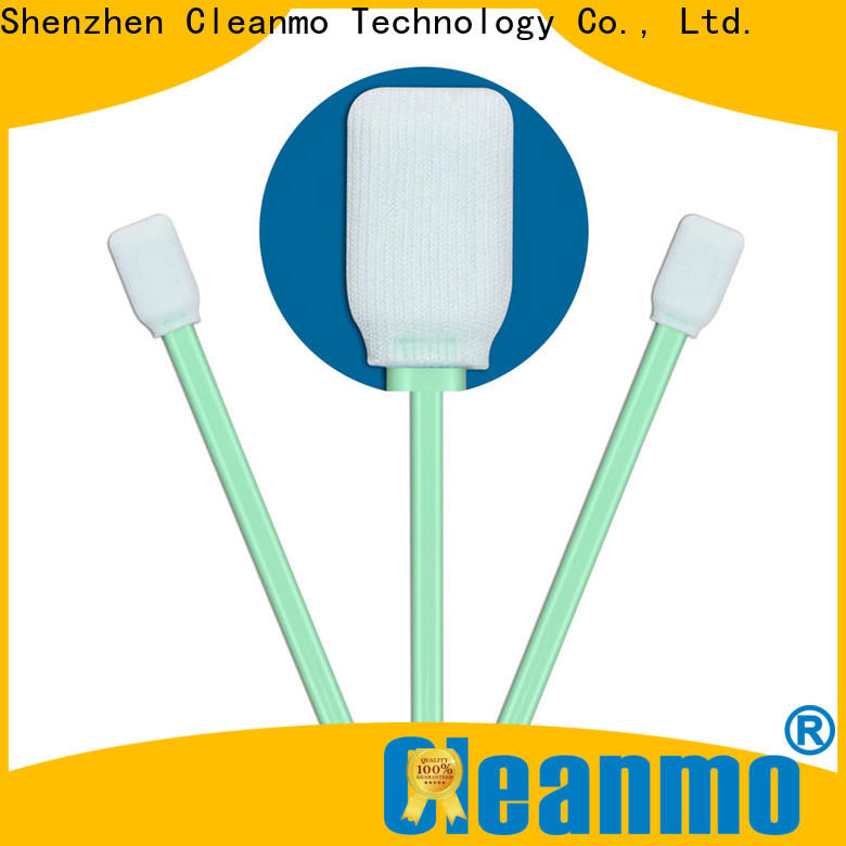 compatible dacron tipped swab flexible paddle factory for optical sensors
