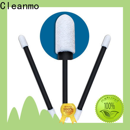 Cleanmo cost-effective foam tips factory price for excess materials cleaning