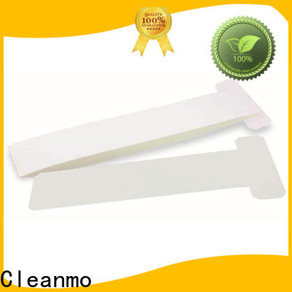 Cleanmo T shape zebra cleaning kit supplier for ID card printers
