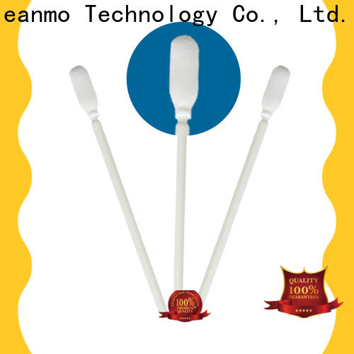 Cleanmo cost-effective oral swabs factory price for excess materials cleaning