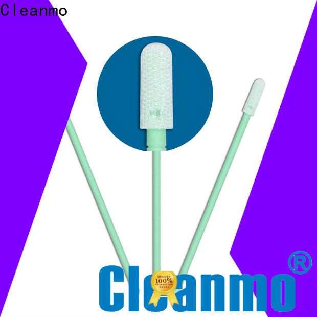 good quality cleaning swabs electronics polypropylene handle manufacturer for general purpose cleaning