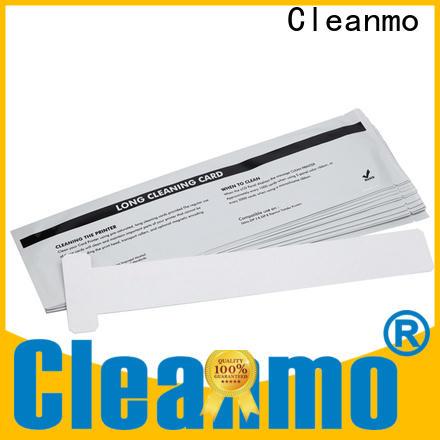 Cleanmo durable zebra cleaners manufacturer for Zebra P120i printer