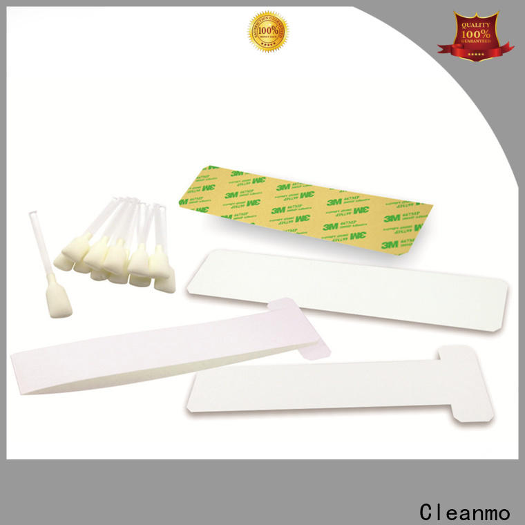 Cleanmo safe zebra cleaning card factory for ID card printers