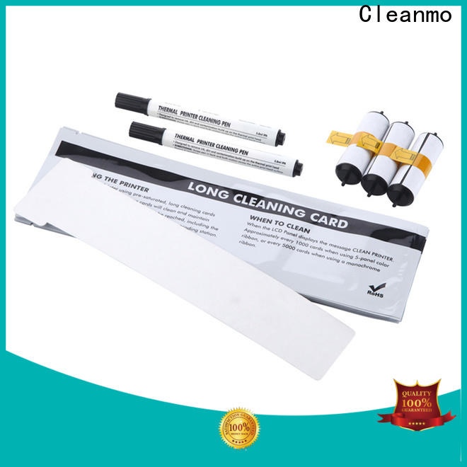 Cleanmo strong adhesivess printer cleaning sheets supplier