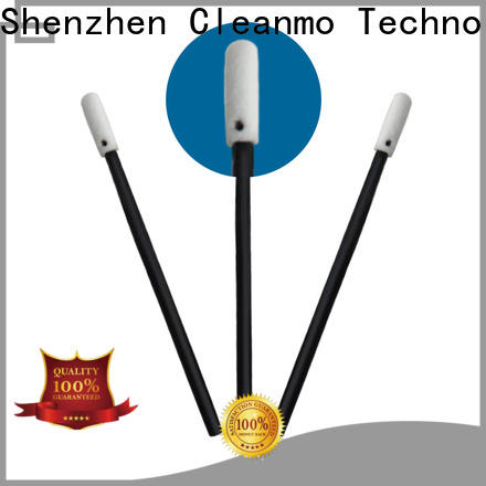 affordable q tips with wooden sticks Polyurethane Foam supplier for general purpose cleaning