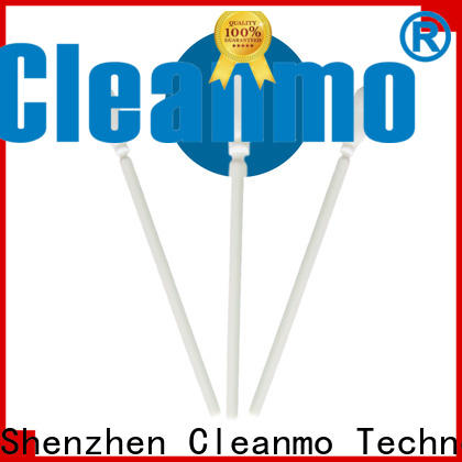 Cleanmo precision tip head mini cotton swabs wholesale for Micro-mechanical cleaning