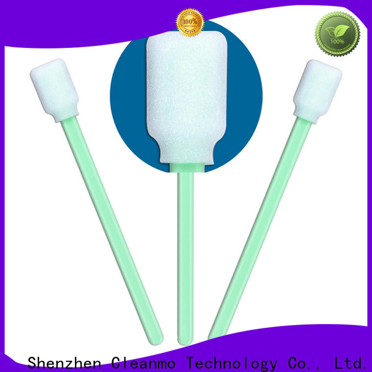 Cleanmo ESD-safe sterile cotton buds manufacturer for Micro-mechanical cleaning