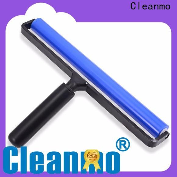 Cleanmo convenient washable lint roller manufacturer for light guide plates