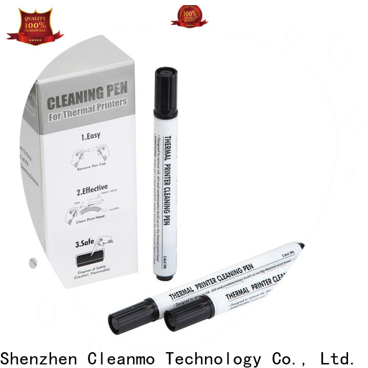 Cleanmo good quality thermal printer clean penn supplier for Check Scanner Roller