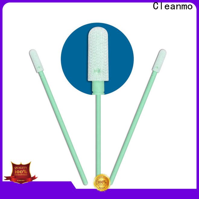 good quality esd swabs excellent chemical resistance wholesale for optical sensors