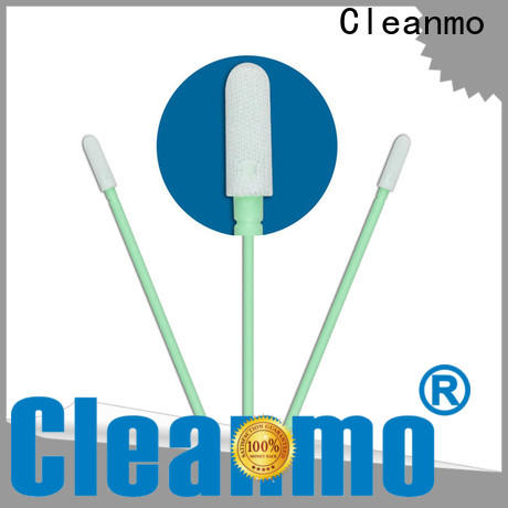 Cleanmo cost-effective chemtronics swabs supplier for excess materials cleaning