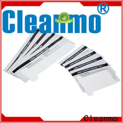Bulk buy high quality zebra printer cleaning cards non woven manufacturer for Zebra P120i printer