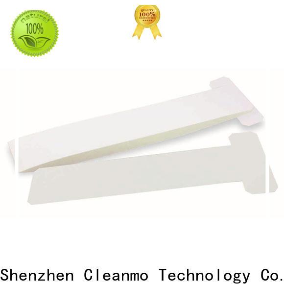Cleanmo T shape zebra printhead cleaning wholesale for Zebra P120i printer
