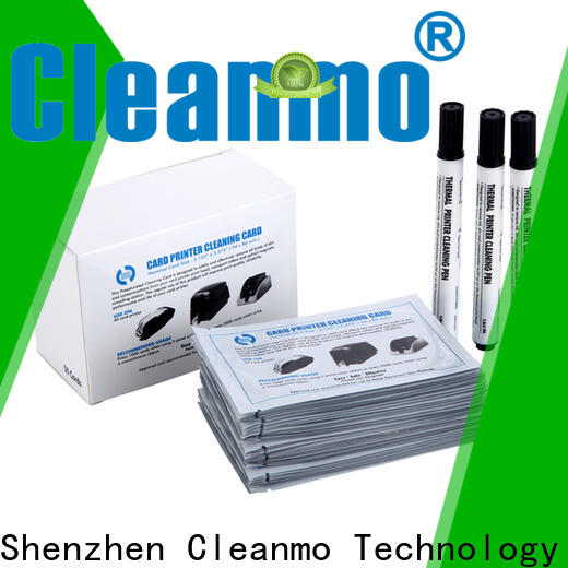 Cleanmo high quality printer cleaner supplier for prima printers